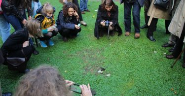 IFLA Europe 2015 - Lisabona  - Vizita Calouste Gulbenkian Foundation